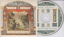 ROO PANES Land Of The Living 2013 UK limited edition 5-track CD EP