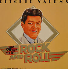 """RITCHIE VALENS - THE STORY OF ROCK AND ROLL PRESIDENT 27 683 XAT 12"""" LP (R903)"""