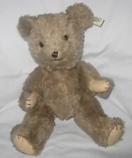 "Adorable Vintage 14"" CHARACTER Novelty Co Jointed Teddy Bear"