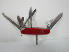 Victorinox Swiss Army Knife Huntsman Red Pocket Multi Tool