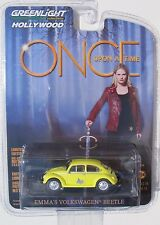 GREENLIGHT HOLLYWOOD SERIES 14 ONCE UPON A TIME EMMA'S VOLKSWAGEN BEETLE