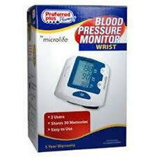 Preferred Plus Digital Monitor Blood Pressure Kit - Wrist