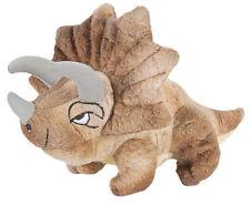 La société de marionnettes-Dinosaure Marionnette à doigts-Triceratops
