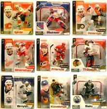 McFarlane Sports NHL Hockey Series 4 9 Action Figure Set New 2003 Special Price
