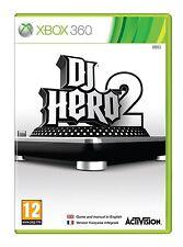 DJ HERO 2                   -----   pour X-BOX 360