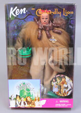 Mattel 1999 Barbie The Wizard Of Oz Doll KEN As THE COWARDLY LION -NEW- #RK1