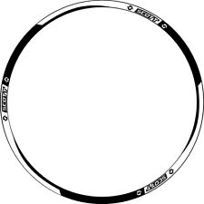 "Mountain Bike Wheel Decals Rim Stickers MTB Racing FOR 26"" 27.5"" 29""  TWO RIMS"