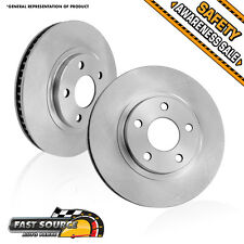 Front 296 mm Brake Rotors FITS 2007 2008 2009 2010 2011 2012 2013 NISSAN ALTIMA