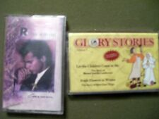 2 CASSETTES CARMAN REVIVAL IN THE LAND & GLORY STORIES VOLUME I Religious