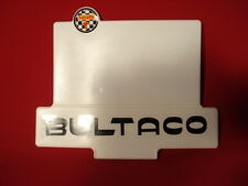 Bultaco Sherpa PORTA NUMBERS IN blue, yellow, white and red. CHOOSE THE COLOR.