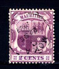 MAURITIUS - 1904-1907 - Stemma