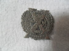 LONDON SCOTTISH STRIKE SURE BADGE