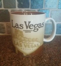 Starbucks Las Vegas Mug City Series Global Icon Coffee Retired Welcome Fabulous