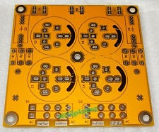 CRC Rectifier Filter Bare PCB Board For PASS AM HIFI Amplifier Dual Power Board