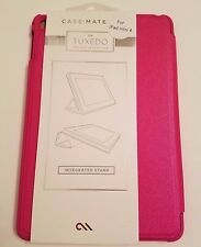 Apple iPad Mini 4 Integrated Stand TUXEDO Refined Protection BY CASE-MATE - Pink