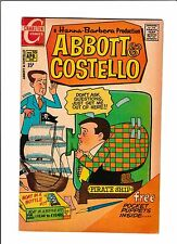 ABBOTT & COSTELLO #20  [1971 VG+]  BOAT IN A BOTTLE COVER!