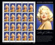 1995 - MARILYN MONROE - #2967 Full Mint -MNH- Sheet of 20 Postage Stamps