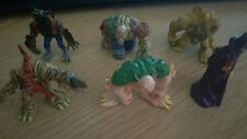Monster In My Pocket - 2nd Gen 2006 - The humanoids- set of 6 figures