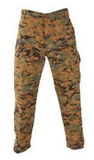 US PROPPER MARPAT Army Woodland Digital USMC ACU Combat Battle Rip Hose pants SL
