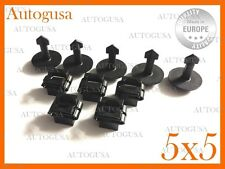 NEW GENUINE OEM UNDER ENGINE COVER CLIPS WHEEL ARCH CLIPS FOR AUDI SKODA VW 5+5X