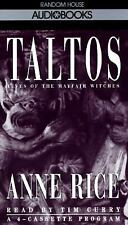 TALTOS Anne Rice 1994 Abridged Mayfair Witches AUDIO Book on Cassettes FREE SHIP