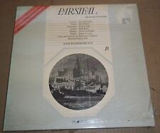 Knappertsbusch/Bayreuth WAGNER Parsifal (1960) - Melodram MEL 018(4) SEALED