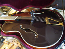 Eastman AR810CE Archtop Electric Guitar HSC, Classic floating Benedetto Pickup