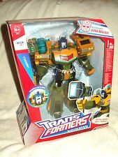 Transformers Action Figure Leader Animated Ultra Magnus Roadbuster 12 inch