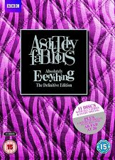 AB FAB - ABSOLUTELY EVERYTHING - THE DEFINITIVE EDITION  - DVD - REGION 2 UK