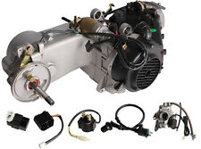 150CC GY6 Scooter ATV Go Kart Engine Motor 150 CVT Carburetor Complete Package S