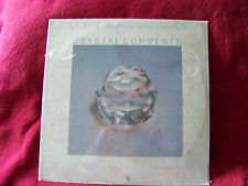 Bud Shank, Bill Mays, Alan Broadbent - Crystal comments    US LP  OVP NEU
