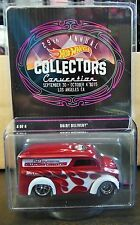 HOT WHEELS DAIRY DELIVERY 2015 29TH ANNUAL COLLECTORS CONVENTION CAR 4 OF 4