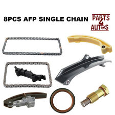 VW JETTA, GOLF, EUROVAN, 2.8 VR6 for AFP ENGINES COMPLETE 8 pcs TIMING CHAIN KIT