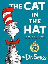 THE CAT IN THE HAT by Dr Seuss I Can Read By Myself beginner book NEW picture