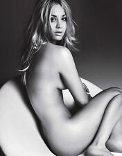 KALEY CUOCO NUDE BIG BANG THEORY TV ACTRESS HOT 8X10 GLOSSY PHOTO WOW!