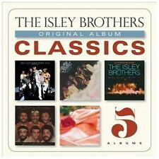Original Album Classics [2013] [Box] by The Isley Brothers (CD, Aug-2013, 5...