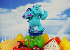 Disney Pixar Monster Inc University Sulley Figure DIORAMA Cake Topper K1102_V