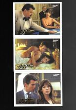 2016 JAMES BOND 007 Classics The World is Not Enough COMPLETE GOLD  card set
