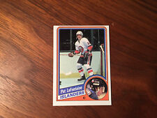1984-85 Topps #96 Pat LaFontaine SP RC - NM-MT
