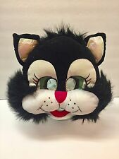 Halloween Sylvester The Cat Head Mask Vintage Halloween Costume Fun World
