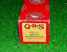 Vintage QRS Piano Roll Did Your Mother Come From Ireland 6574 Rare Exc Tested