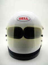 Vintage BELL STAR XF Dual Eye Opening Racing Double Windows Helmet GP F1 Indy