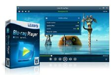 Leawo Blu-ray Player, Play Video,Audio,DVD,BD, MPEG MP4 AVI MOV WMV & more+