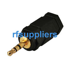 Adapter 2.5mm Stereo Male to 3.5mm Stereo Headset Female