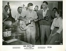SAL MINEO JOHN SAXON LUANA PATTEN ROCK PRETTY BABY 1956 VINTAGE MOVIE STILL N°6
