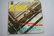 The Beatles Please Please Me LP Vinyl  EMI 064-04219 stereo Italy 1983