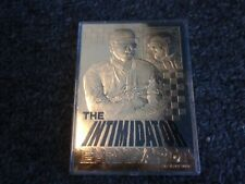 "DALE EARNHARDT ""THE INTIMIDATOR"" 23 KT. GOLD CARD"
