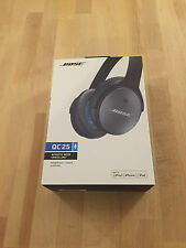 BOSE QC25 NOISE CANCELLING HEADPHONES (Black& Silver)