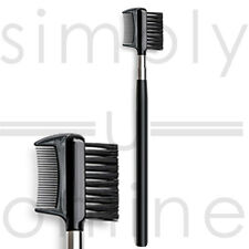 Professional Cosmetic Eyebrow Brow & Eyelash Lash Extension Comb & Brush