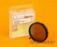 Hama Filtro Circular Pol 52 mm pl zircular FILTRO 01835